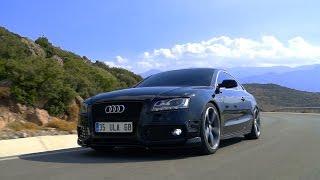 Audi A5 2.0 TFSI Test Sürüşü / Quattro çekiş