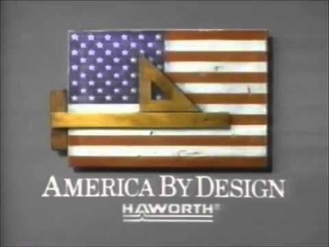 PBS America by Design - 1987 Funding Credits