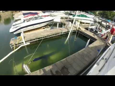 Sail Boat Salvage 2015