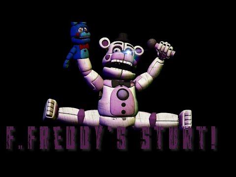 Funtime Freddy's Stunt (FNaF/I3P/Short)