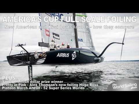 The World Sailing Show - October 2019 Mp3
