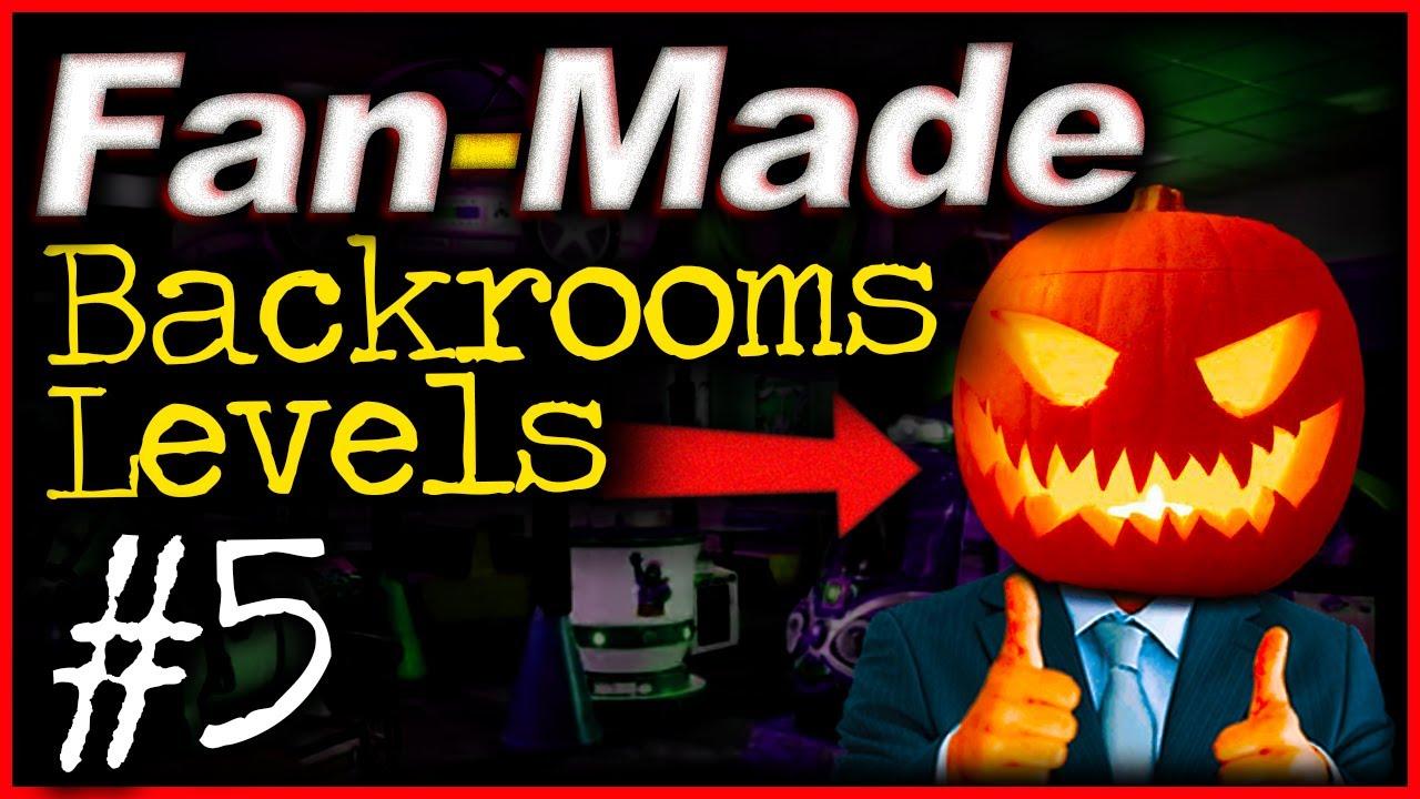 Download Fan-Made Backrooms Levels | Part 5