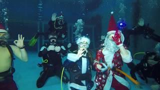 Новый год под водой 2019