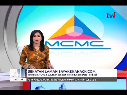MCMC SEKAT LAMAN SAYAKENAHACK.COM [17 NOV 2017]