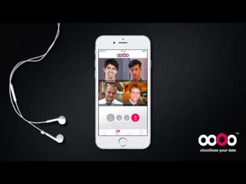 ooOo®: Demo of the free online dating app