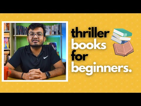 Best Thriller Books For Beginners 🔥 || Book Recommendations For Beginners 📚 📚