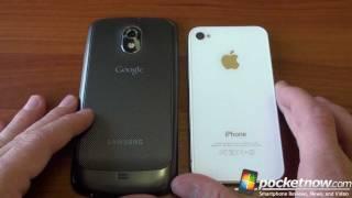 Samsung Galaxy Nexus vs. iPhone 4S