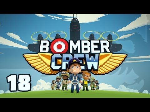 BOMBER CREW #18 BERLIN FLAK TOWER - Let's Play / Gameplay