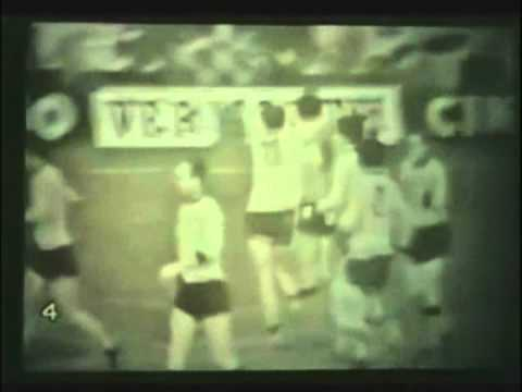1969 April 24 Spartak Trnava Czechoslovakia 2 Ajax Amsterdam Holland 0 Champions Cup