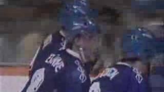 Finland vs. Sweden [Canada Cup 1991]