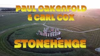 Stonehenge: DJs Paul Oakenfold & Carl Cox - September 13th 2018
