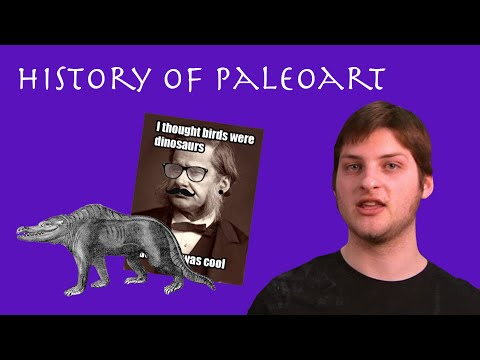The History of Paleoart | In the Beginning