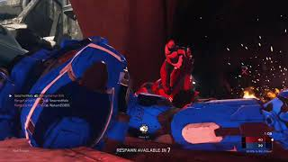 Halo 5 Guardians: Slayer - Colosseum (720p HD) Gameplay