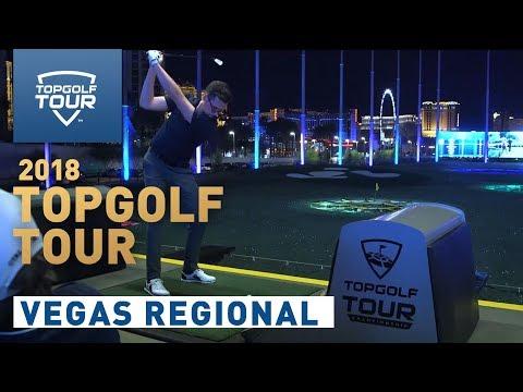 2018 Topgolf Tour | Vegas Regional | Topgolf