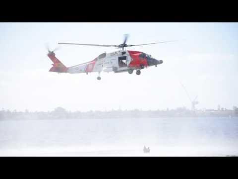 Coast Guard City San Diego