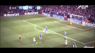 chelsea vs psg 2 0 all goals and highlights cl hd 2014