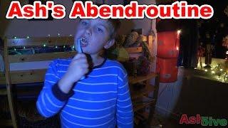 Ash 's kleine Abendroutine Follow me around Kinderfilme Vlog Ash5ive Spielzeug und Spaß