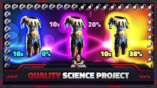 [PATH OF EXILE] – QUALITY SCIENCE PROJECT – DOES IT MATTER?
