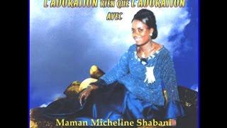 Micheline Shabani - Jésus La Pierre Angulaire (Album)