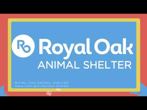 Royal Oak Animal Shelter