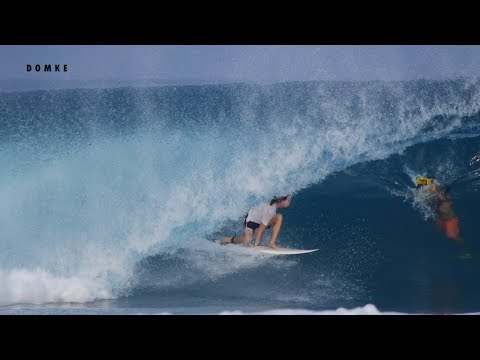 The Domke Daily 65: Surfing In Mexico | Spitting Blue Barrel