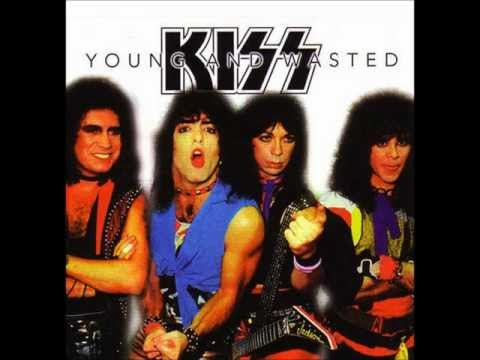 "KISS Interview 1984 ""Los Vast"""