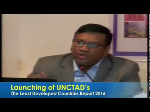 Launching of UNCTAD's The Least Developed Countries Report 2016