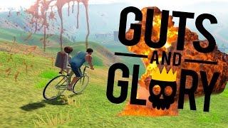 HAPPY WHELLS em 3D que você NÃO PODE deixar de Conhecer! Guts and Glory