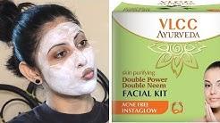 hqdefault - Vlcc Acne Facial Kit Review