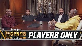 Stallworth, Harris, Parker & Holmes on Epic Super Bowl Plays | Steelers Legends