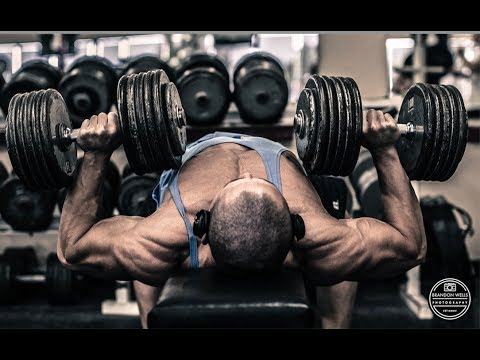 3 tips for decline DB press