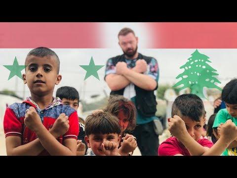 AIDER LES RÉFUGIÉS SYRIENS AU LIBAN