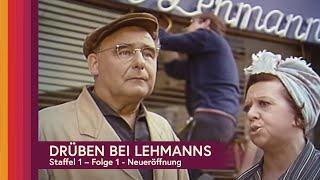 Drüben bei Lehmanns - Neueröffnung - E1