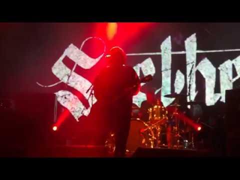 Seether - Poison The Parish Tour (Екатеринбург, Tele-Club 10.09.2017)