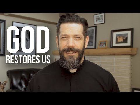 How Does God Restore Us?