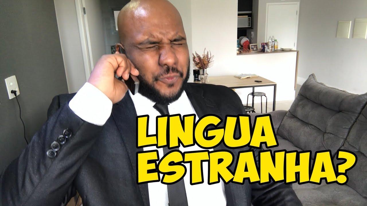 LÍNGUA ESTRANHA?  | Pr. Jacinto Manto - Tô Solto