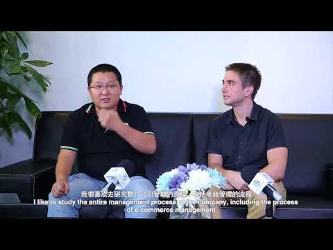 Providing All-in-one Solutions for Cross Border E-Commerce, Bens Li, Founder of IrobotBox .