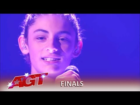 """Benicio Bryant: """"Beni"""" WOWS With An Original Song In The Finals 