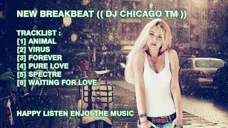 Dj Animal Breakbeat Mixtape  2018    Dj Chicago Tm