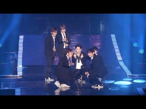 SHINHWA 18th Anniversary HERO Concert - Young Gunz