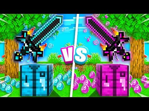 How To Craft a BILLIONAIRE Sword! Boy vs Girl Challenge