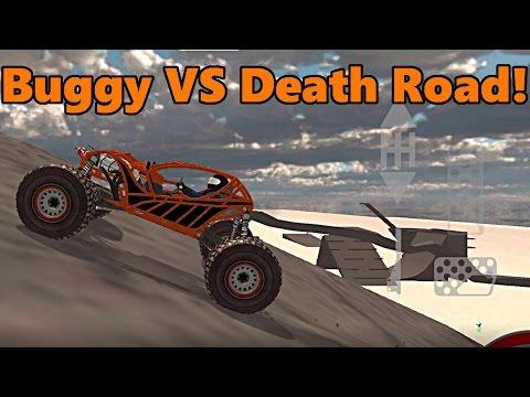 Gigabit Off-Road   Rock Bouncer vs DEATH ROAD!
