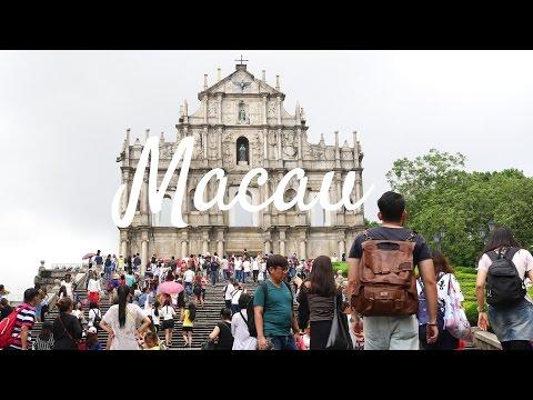 St Ruins of Paul - Venetian | Macau Vlog