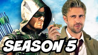 Arrow Season 5 and Episode 16 Trailer Breakdown