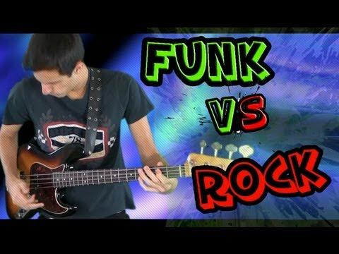 Funk vs Rock