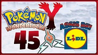 POKÉMON Y Part 45: Assis im Lidl