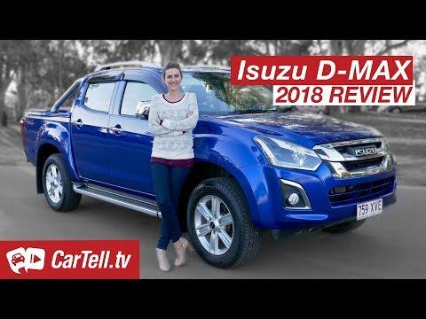 2018 Isuzu D-MAX Review | CarTell.tv