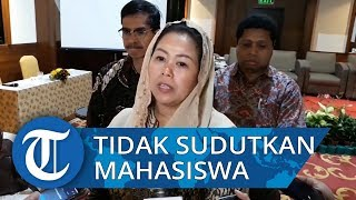 Yenny Wahid Minta Pemerintah Tidak Sudutkan Mahasiswa dan Tuding Aksinya Ditunggangi