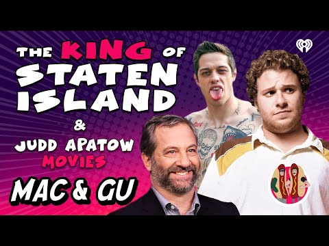 The King of Staten Island & Judd Apatow Movies