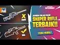 JANGAN SALAH PILIH! Gue Bahas Lengkap SNIPER Rifle TERBAIK di PUBG Mobile
